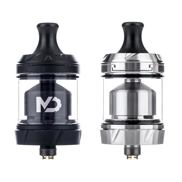 MD RTA 2ml/4ml 24mm By Hellvape