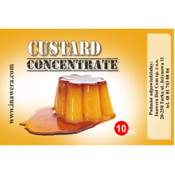 Inawera Custard 10ml Flavour