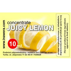Inawera Juicy Lemon 10ml Flavour