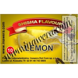 Inawera Shisha Type Lemon 10ml Flavour