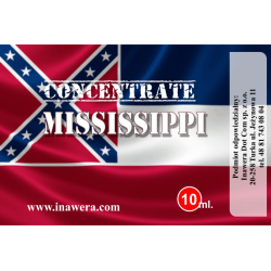 Inawera Mississippi 10ml Flavour