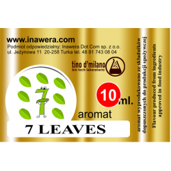 Inawera 7 Leaves 10ml Flavour