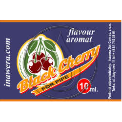 Inawera Black Cherry For Pipe 10ml Flavour