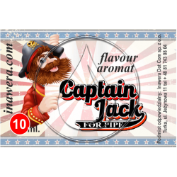 Inawera Captain Jack 10ml Flavour