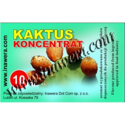 Inawera Cactus 10ml Flavour