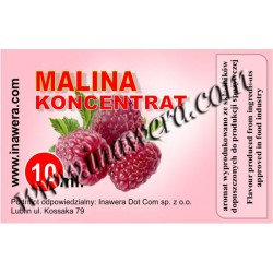 Inawera Raspberry 10ml Flavour