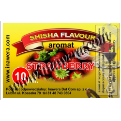 Inawera Shisha Type Strawberry 10ml Flavour