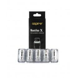 Aspire Nautilus X / PockeX Coils