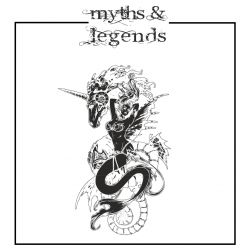Myths & Legends Flavor Shots