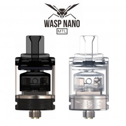 Wasp Nano MTL RTA By Oumier