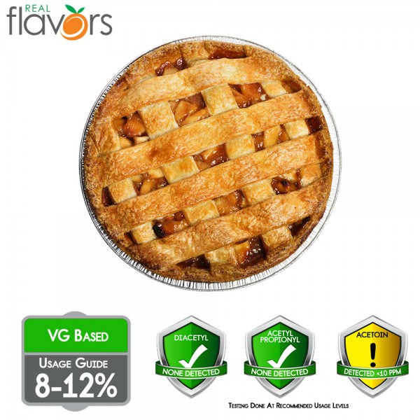 Real Flavors Apple Pie 10ml Flavor (Rebottled)