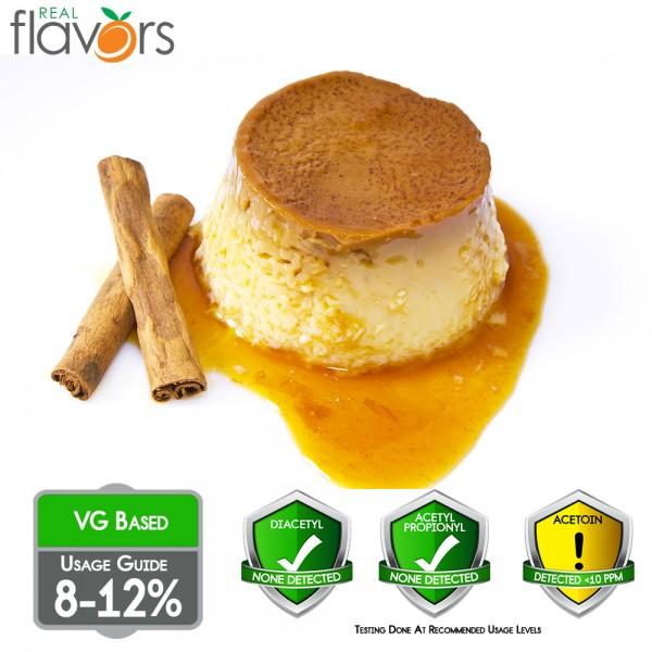 Real Flavors Cinnamon Custard 10ml Flavor (Rebottled)