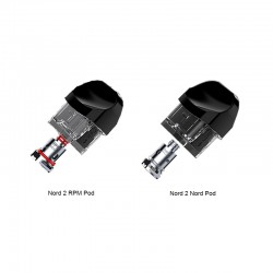 Nord 2 RPM Replacement Cartridge 4.5ml by SMOK