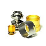 Le Turbo RDA 22mm By SXK