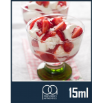 TPA Strawberries and Cream Flavor 15ml