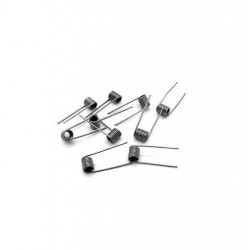 Pre-made Coils Kanthal (10pcs) by Thunderhead Creations