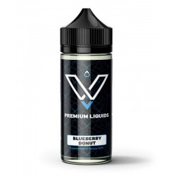 Blueberry Donut 120ml By VnV Liquids