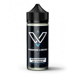 Strawberry Ice Cream 120ml By VnV Liquids