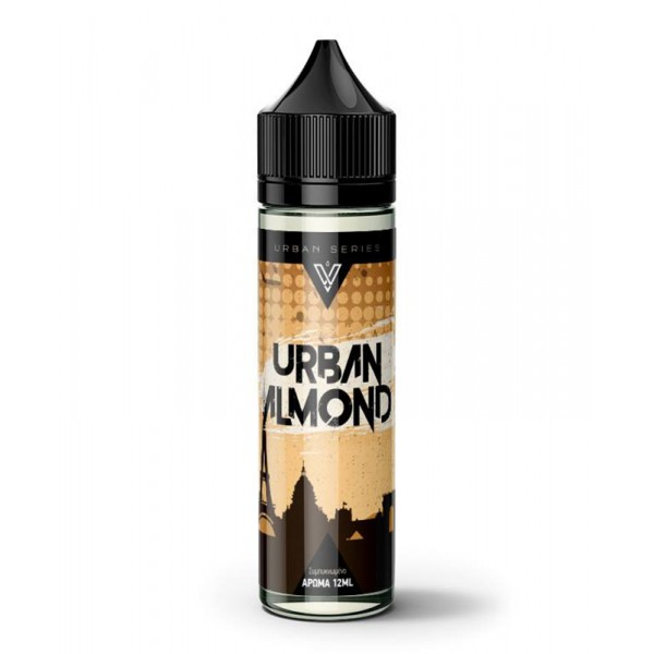 Urban Almond 60ml By VnV Liquids