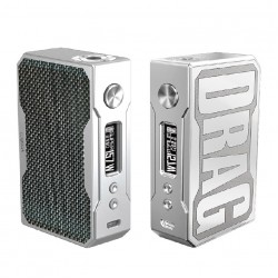Drag 157W box mod by VOOPOO