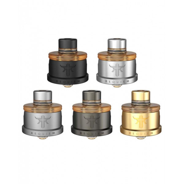 Requiem 22mm RDA by Vandy Vape
