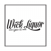Wick Liquor 120ml Flavor Shots