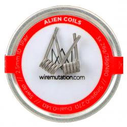 Wiremutation Handmade Coils