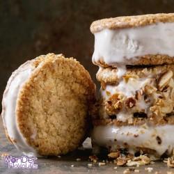 Wonder Flavors Oats & Cream Cookie SC 10ml (Rebottled)