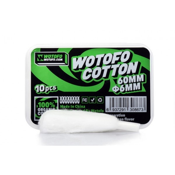 Wotofo Xfiber Cotton for Profile (6mm)