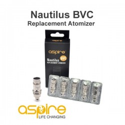 Aspire Nautilus BVC Coil Replacement