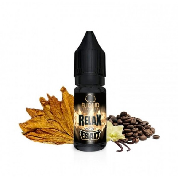 E-Liquid France Relax Nic Salt 10ml