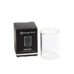 Replacement Pyrex Glass Tube for Kanger Subtank Mini