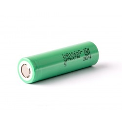 Samsung INR18650-25R 2500mAh 20 AMP High Drain Battery