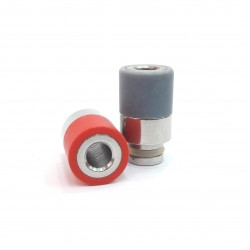 Metal & Plastic 510 Drip Tip