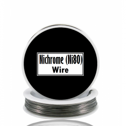 NiChrome (Ni80) Resistance Wire 2meters